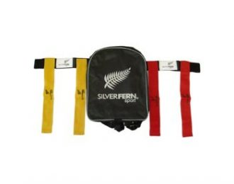 Flag Belt Set with Bag